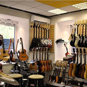 Музыкальные магазины Кольчугино