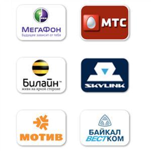 Операторы сотовой связи Кольчугино