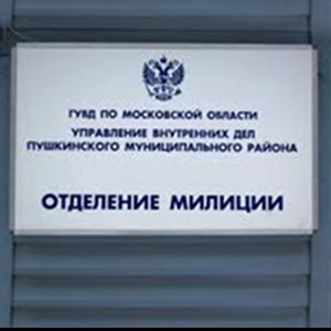 Отделения полиции Кольчугино