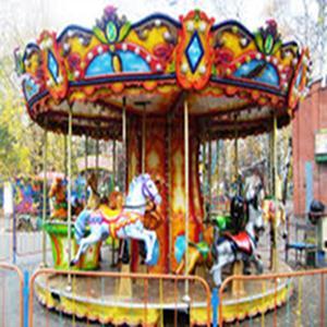 Парки культуры и отдыха Кольчугино