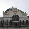 Железнодорожные вокзалы в Кольчугино