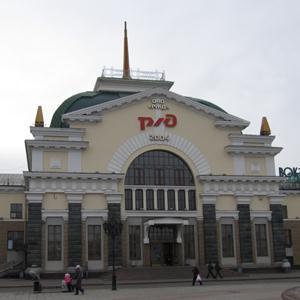 Железнодорожные вокзалы Кольчугино